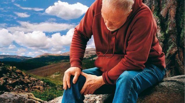 na bóle stawów kolanowych
